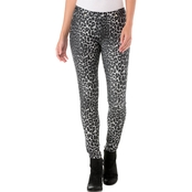 Michael Kors Petite Panther Leggings