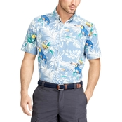 Chaps Toucan Printed Cotton Shirt