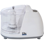 Elite Cuisine 1.5 Cup Mini Food Chopper