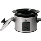 Elite Gourmet 1.5 Qt. Mini Slow Cooker