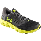Under Armour Grade School Boy's Micro G Rave Running Shoes