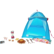 Paradise Kids 18 In. Deluxe Camping Set
