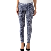 Michael Kors Petite Cheetah Leggings