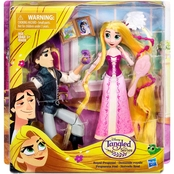 Disney Tangled the Series Royal Proposal Rapunzel and Eugene Figures