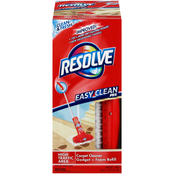 Resolve Easy Clean Carpet Cleaning System Kit