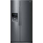 Samsung 24.5 cu. ft. Side by Side Refrigerator with In Door Ice Maker
