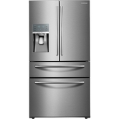 Samsung 28 cu. ft. 4 Door French Door Food Showcase Refrigerator