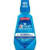 Crest Pro-Health Multi-Protection CPC Antigingivitis & Antiplaque Mouthwash 33.8 oz