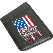 Guard Dog US Flag RFID Protected Card Keeper