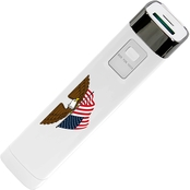 QuikVolt US Flag APU 2200LS USB Mobile Charger