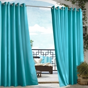 Commonwealth Home Fashions Outdoor Drapery Panel