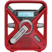 Eton American Red Cross FRX3 Weather Alert Radio and Charger