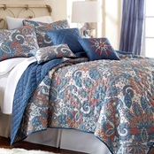 Pacific Coast Arcadia 6 Pc. Quilt Set