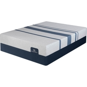 Serta iComfort Blue 100 Lux Firm Mattress Low Profile Set