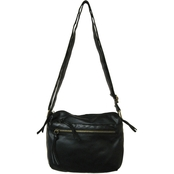 Bueno of California Washed Small Crossbody Handbag