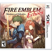 Fire Emblem Echoes: Shadows of Valentia (Nintendo 3DS)