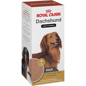 Royal Canin Breed Health Nutrition Dachshund Adult Loaf in Sauce, 4 Pk.