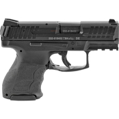 HK VP9SK 9MM 3.39 in. Barrel 10 Rds 2-Mags Pistol Black