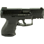 HK VP9SK 9MM 3.39 in. Barrel 10 Rds 3-Mags NS Pistol Black