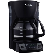Mr. Coffee Simple Brew 5-Cup Programmable Coffee Maker