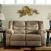 Ashley Tulen Reclining Loveseat