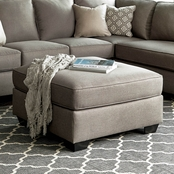 Benchcraft Calicho Oversized Accent Ottoman