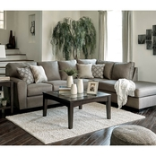 Benchcraft Calicho 2 pc. Sectional LAF Sofa and RAF Corner Chaise
