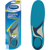 Dr. Scholl's Comfort and Energy Massaging Gel Advanced Insoles for Men