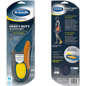 Dr. Scholl's Pain Relief Orthotics For Heavy Duty Support Insoles For Men