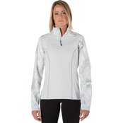 5.11 Women's Rapid Half Zip Top