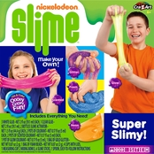 Cra-Z-Art Nickelodeon Slime Super Slimy Kit