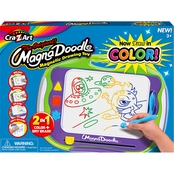 Cra-Z-Art Color! Magna Doodle Deluxe Magnetic Drawing Toy