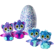 Spin Masters Hatchimals Surprise Peacat Hatching Egg with Surprise Twin