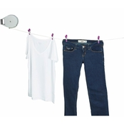 Woolite 20 Ft. Retractable Clothesline