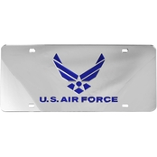 Mitchell Proffitt U.S. Air Force Mirror License Plate