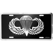 Mitchell Proffitt Army Jump Wings License Plate
