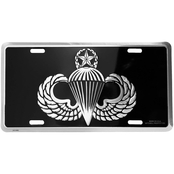 Mitchell Proffitt Army Master Jump Wings License Plate
