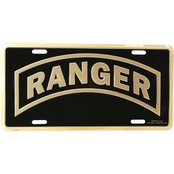 Mitchell Proffitt Ranger License Plate