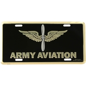 Mitchell Proffitt Army Aviation License Plate