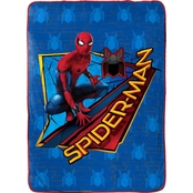 Jay Franco and Sons Spider-Man Movie Blanket