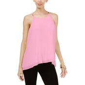 Thalia Sodi Pleated Top