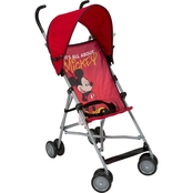 Disney Baby Umbrella Stroller With Canopy, All About Mickey