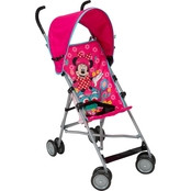 Disney Baby Umbrella Stroller With Canopy, All about Minnie