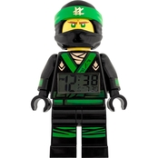 LEGO Ninjago Movie Lloyd Mini Figure 9.5 in. Alarm Clock
