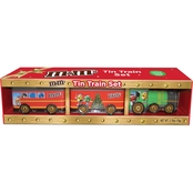 M&M Collectable Train Tin