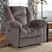 Ashley Nimmons WallSaver Power Recliner