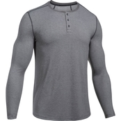 Under Armour UA Threadborne Knit Fitted Henley