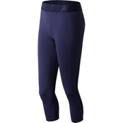 New Balance Seamless Capri Pants