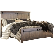Signature Design by Ashley Lakeleigh Panel Bed
