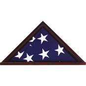 DomEx Hardwoods Econo 5 x 9 ft. Flag Case